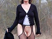 Stockings Granny